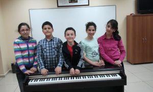 Piyano Kursu Kadiköy